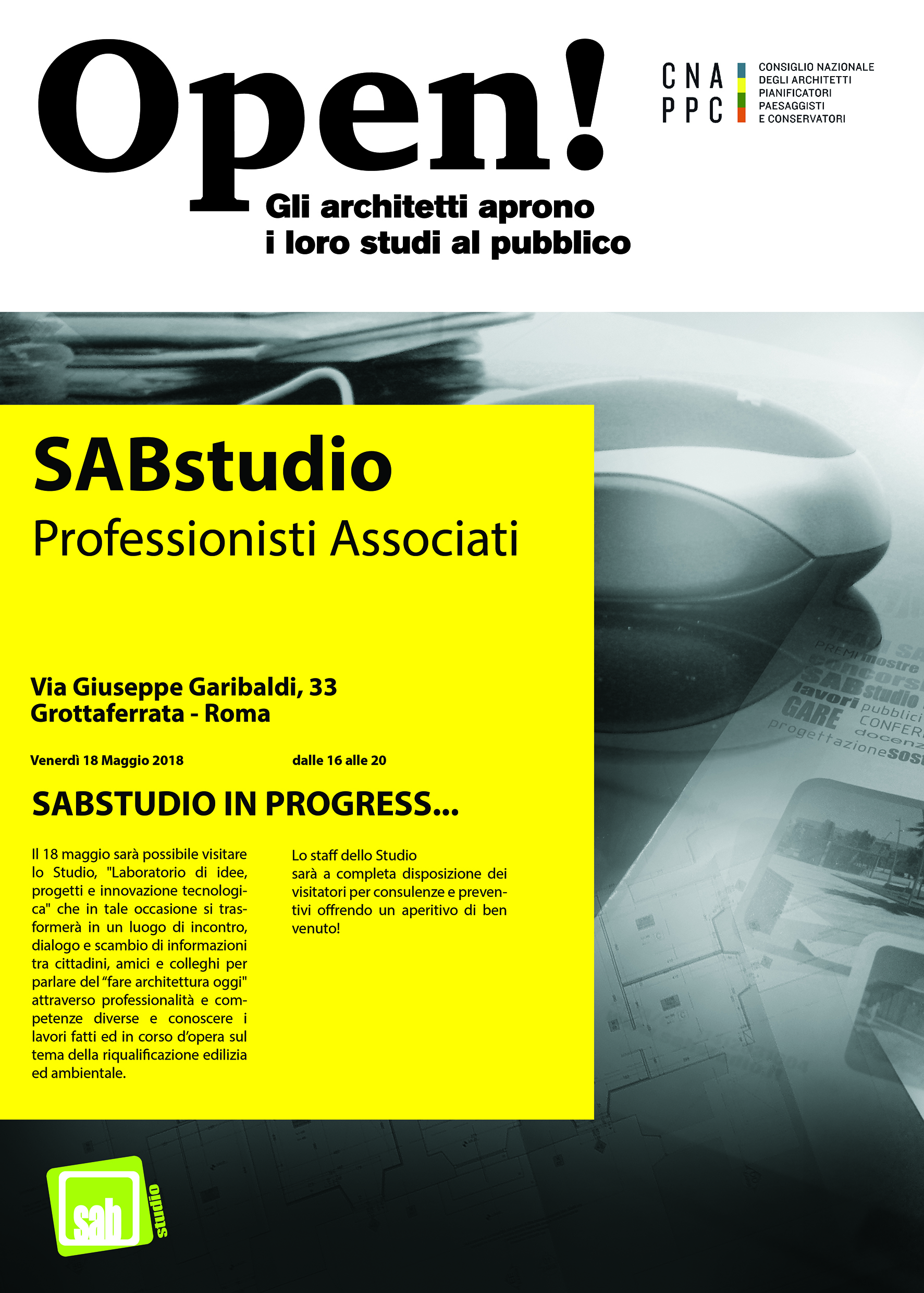 OPEN SABstudio 2018